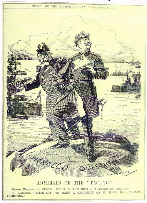 moroccan dilemma 1911