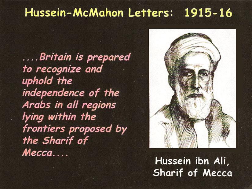 mcmahon correspondence